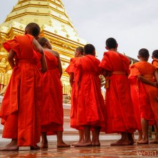 Wat Phrathat Doi Suthep Chiang Mai